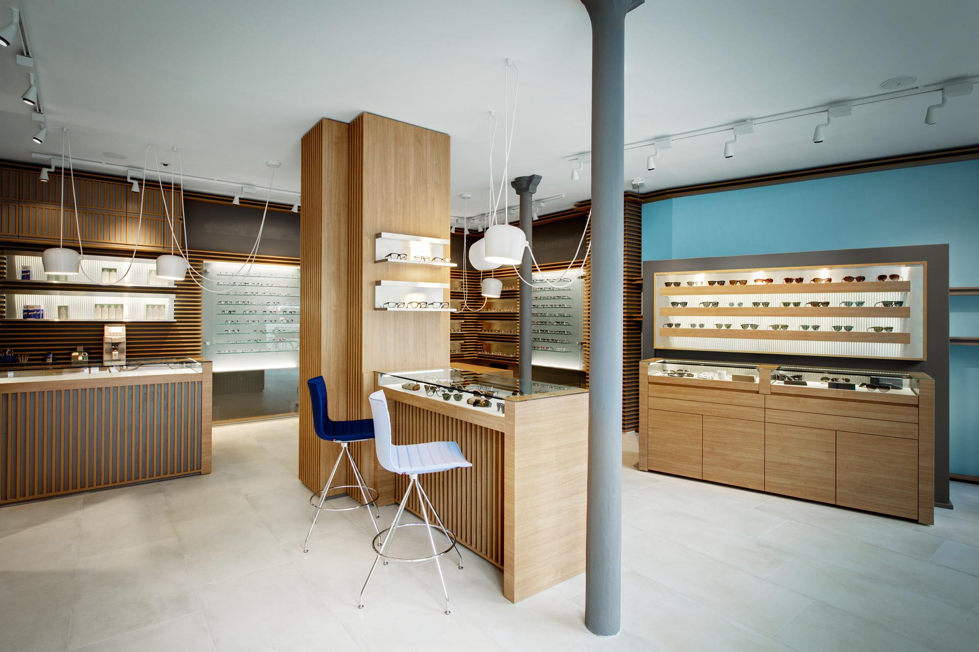 pisi design atelier d 39 architecture int rieur espace de vente retail. Black Bedroom Furniture Sets. Home Design Ideas