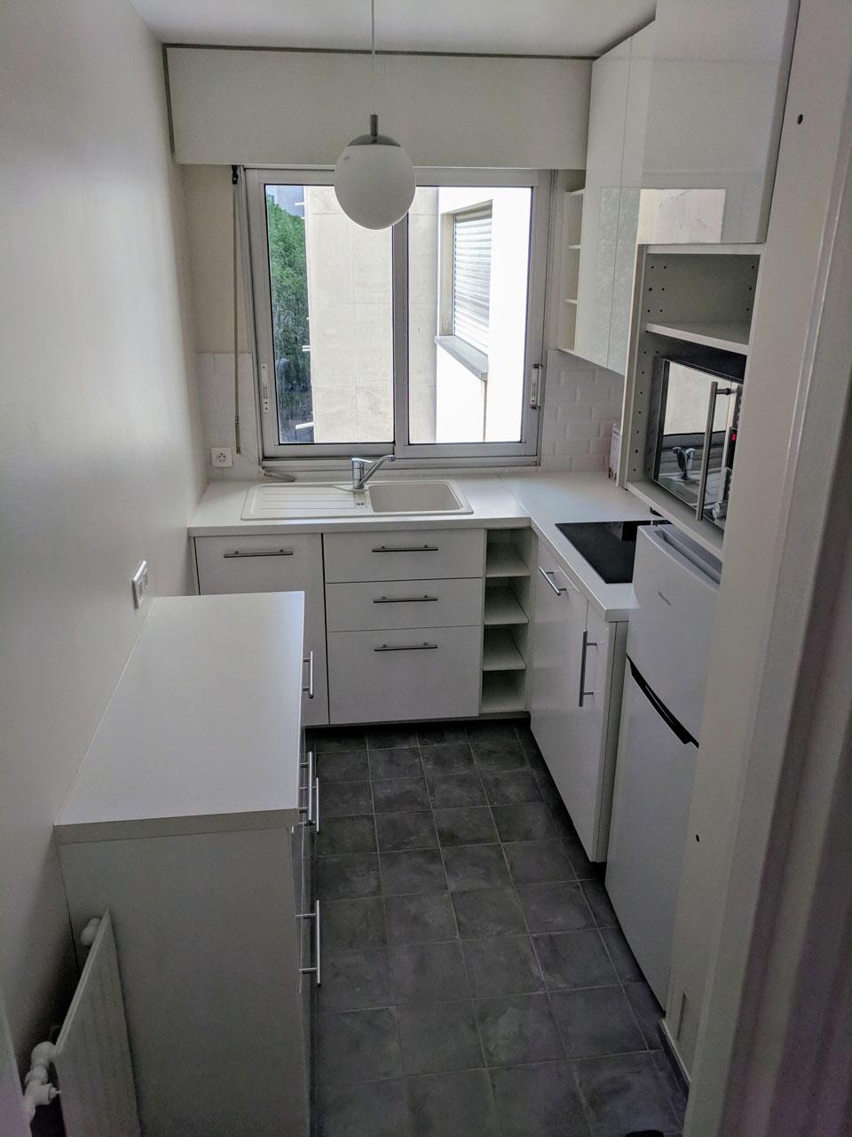appartement d coration et r novation rue cambronne paris 15 me pisi design studio. Black Bedroom Furniture Sets. Home Design Ideas